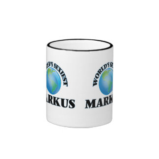 World's Sexiest Markus Mugs
