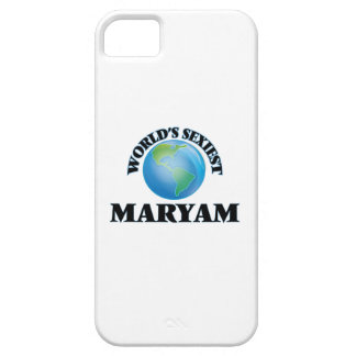 World's Sexiest Maryam iPhone 5/5S Cases