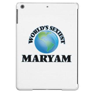 World's Sexiest Maryam iPad Air Cases