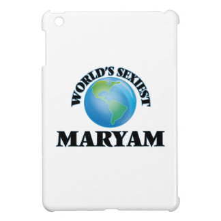 World's Sexiest Maryam iPad Mini Covers