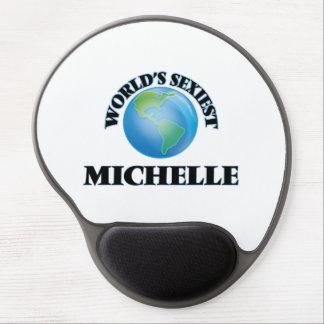 World's Sexiest Michelle Gel Mousepads