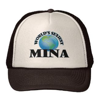 World's Sexiest Mina Cap