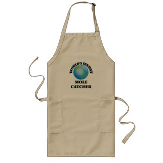 World's Sexiest Mole Catcher Long Apron