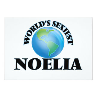 World's Sexiest Noelia Cards