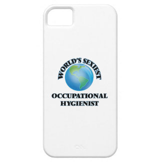 World's Sexiest Occupational Hygienist iPhone 5 Case