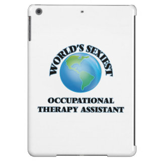 World's Sexiest Occupational Therapy Assistant iPad Air Cases