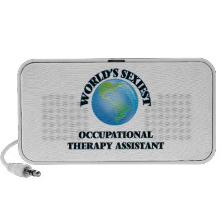 World's Sexiest Occupational Therapy Assistant Laptop Speaker