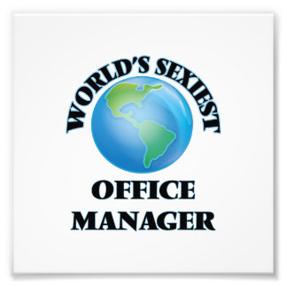 World's Sexiest Office Manager Photo