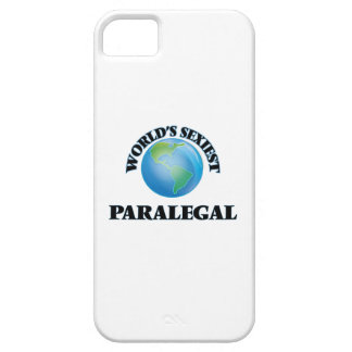 World's Sexiest Paralegal iPhone 5 Case