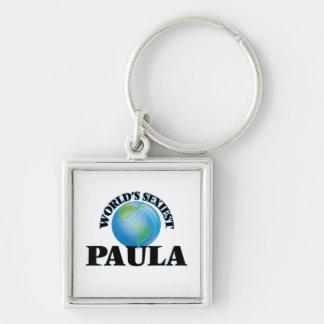 World's Sexiest Paula Keychains