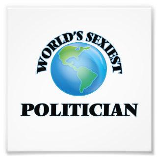 World's Sexiest Politician Photo Art