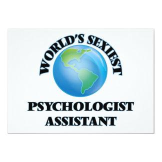 World's Sexiest Psychologist Assistant Announcements