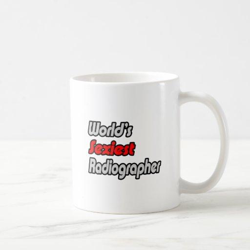 World's Sexiest Radiographer Coffee Mug