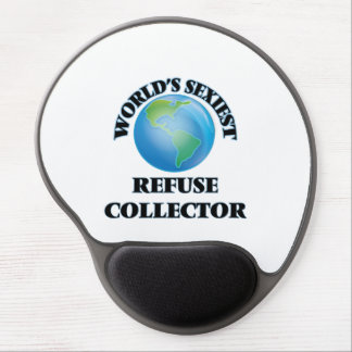 World's Sexiest Refuse Collector Gel Mouse Mats