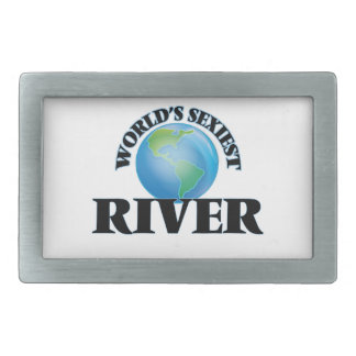World's Sexiest River Belt Buckle
