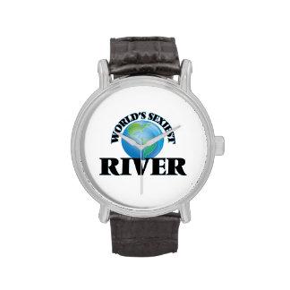 World's Sexiest River Wristwatch