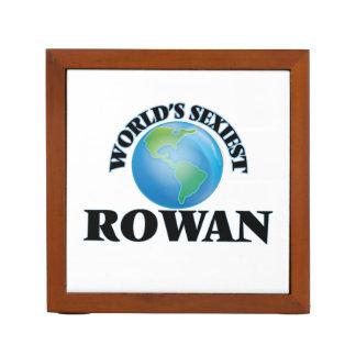 World's Sexiest Rowan Pencil Holder