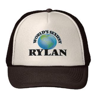 World's Sexiest Rylan Mesh Hat