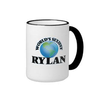 World's Sexiest Rylan Coffee Mugs