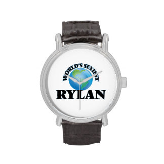 World's Sexiest Rylan Wristwatches