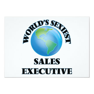 World's Sexiest Sales Executive Cards
