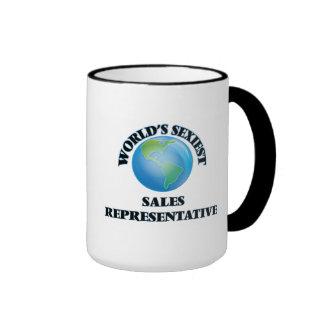 World's Sexiest Sales Representative Mugs