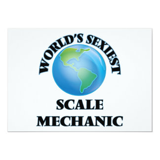 World's Sexiest Scale Mechanic Cards