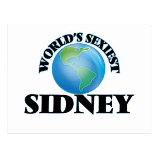 World's Sexiest Sidney Postcards