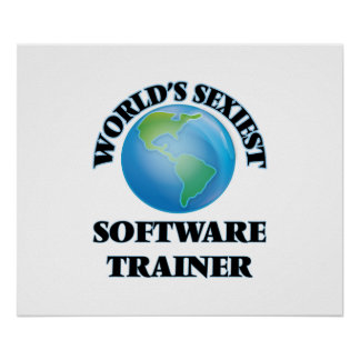 World's Sexiest Software Trainer Poster