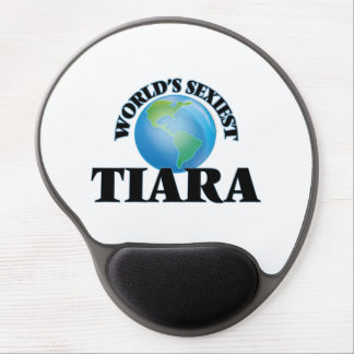 World's Sexiest Tiara Gel Mouse Pad
