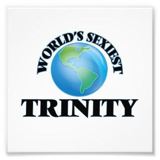 World's Sexiest Trinity Photo Print