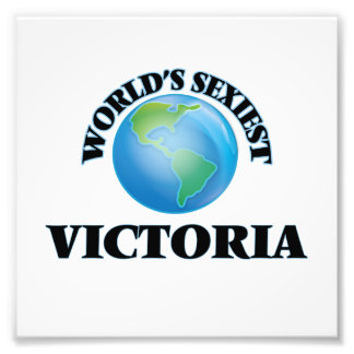 World's Sexiest Victoria Photo Art