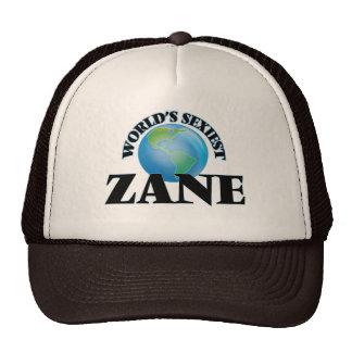 World's Sexiest Zane Hats
