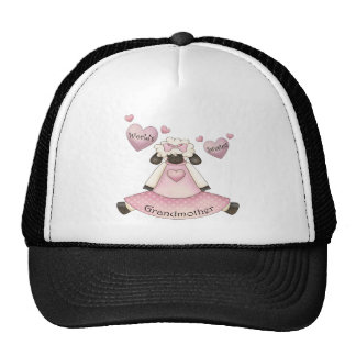 World's Sweetest Grandmother Mothers Day Gifts Cap