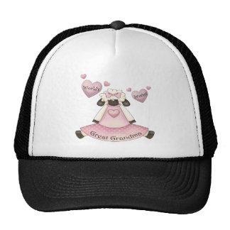 World's Sweetest Great Grandma Mothers Day Gifts Cap