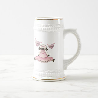 World's Sweetest Mother In Law Mothers Day Gifts Beer Steins