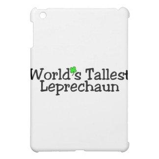 Worlds Tallest Leprechaun St Patricks Day iPad Mini Case