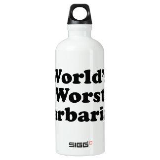 World's Worst Barbarian SIGG Traveller 0.6L Water Bottle