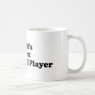 World's Worst Basketball Player Basic White Mug