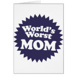 World's Worst Mum