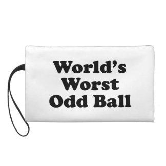World's Worst Odd Ball Wristlets