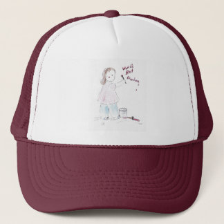WorldsBestGrandma Trucker Hat