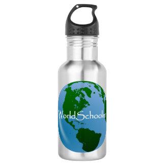 WorldSchooler Water Bottle