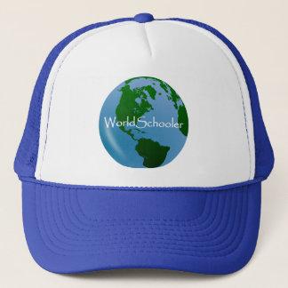 WorldSchooler World Hat