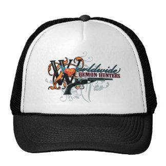 Worldwide Demon Hunters Trucker Hats