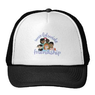 Worldwide Friendship Cap