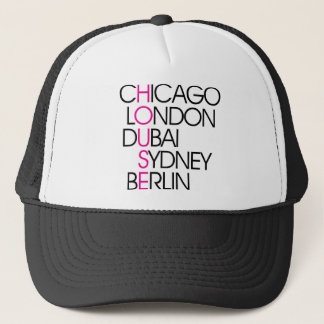 Worldwide House Trucker Hat