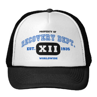 WORLDWIDE Recovery Hats