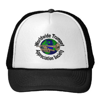 Worldwide Trumpet Appreciation Society Hat