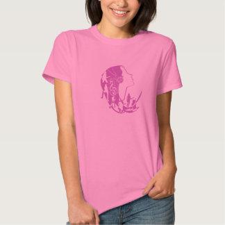 Worlos Music shirt - Rose
